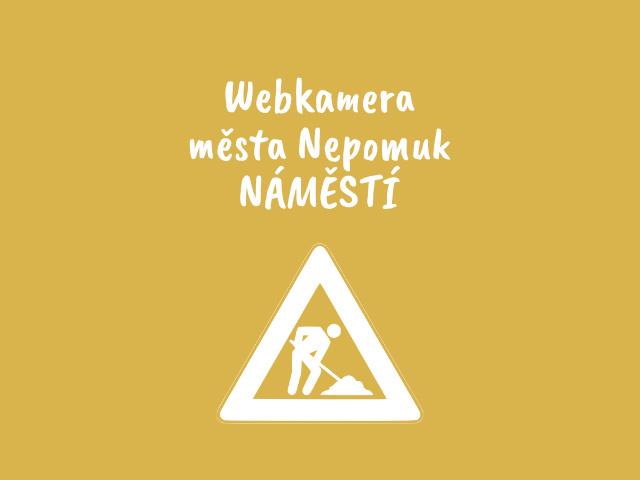 Webkamera města Nepomuk